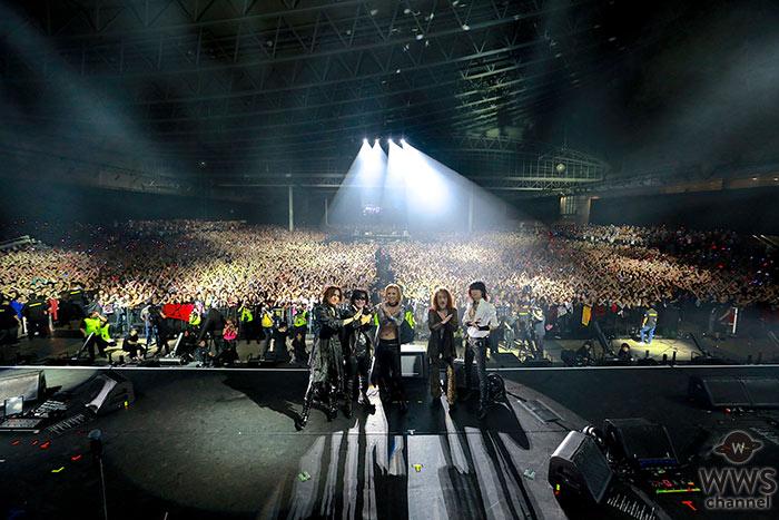【ライブレポート】X JAPANが新曲披露!PATA復帰後の初ステージで完全復活を証明!