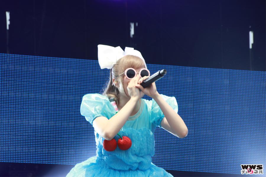 【ライブレポート】きゃりーぱみゅぱみゅがROCK IN JAPAN FESTIVAL 2015に登場!