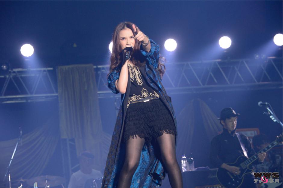 Superflyが新曲「愛をからだに吹き込んで」をステージ初披露!テレビ朝日ドリームフェスティバル2014