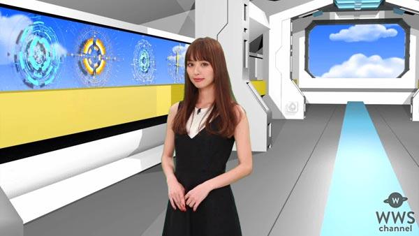 若手注目女優の内田理央が劇団ひとりと番組MCに初挑戦!「明るく和やかな雰囲気でリラックスして挑めました。」