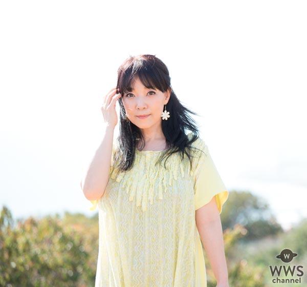 尾崎亜美が40周年の最後を飾るコンピレーション・アルバム『Recipe for Smile』を12月にリリース!