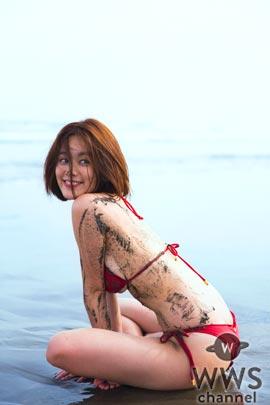 筧美和子が息を呑むセクシーショットからすっぴんショットまで魅力全開のスタイルBOOK&写真集を同時発売!