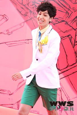 【VMAJ2014】女子高校生注目度No1のけみおがレッドカーペットに登場!