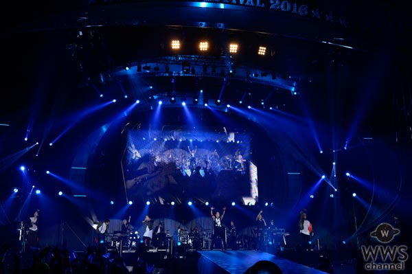 【ライブレポート】三代目 J Soul Brothersがドリフェスの大トリで登場!夢のステージを締めくくる最高のパフォーマンス!
