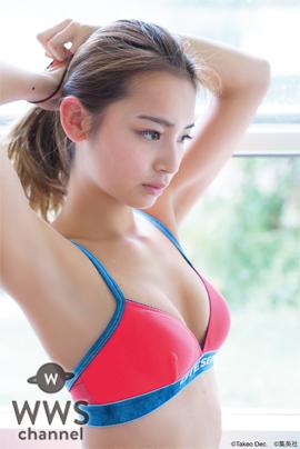 ギャルオーディション グランプリ・遠山茜子のセクシーグラビアがヤングジャンプの巻末に登場!「いろんな面での自分を撮影できました!」