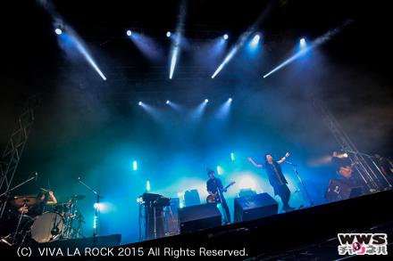 【ライブレポート】BOOM BOOM SATELLITESが孤高のロックサウンドでオーディエンスを圧倒!VIVA LA ROCK 2015
