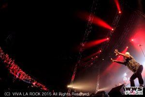 【ライブレポート】電気グルーヴが『Fallin'Down』など披露!VIVA LA ROCK 2015