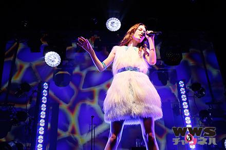 """安田レイが初のワンマンツアー「Yasuda Rei TOUR 2015 """"WILL""""」を開催!"""
