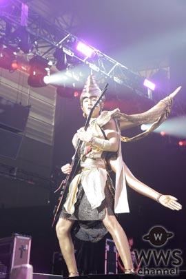 【ライブレポート】サイコ・ル・シェイムのライブが波乱の幕開け!超伝説GODヨシキ様のXジャンプで全滅の危機!?