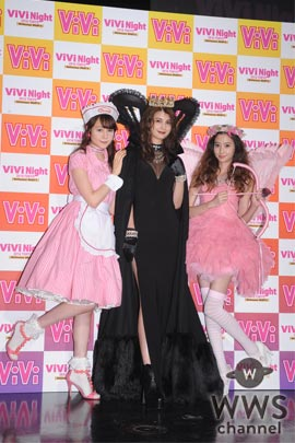 マギーがクールな女王姿でViVi専属モデル卒業ラストステージを前に思いを語る!「ViViで教わったことを活かして頑張っていきたい」