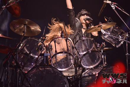 【ライブレポート】X JAPAN、4年ぶりの日本公演 大盛況! ファンに感謝 YOSHIKI感涙!