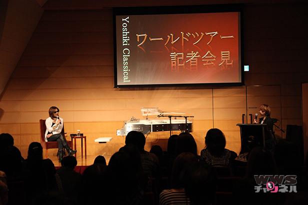 X JAPAN YOSHIKIが遂にソロワールドツアー決定!12年ぶりソロで東京公演も発表!!