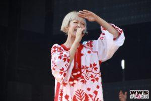 【ライブレポート】木村カエラが、くるりの岸田繁と共に登場!ROCK IN JAPAN FESTIVAL 2015