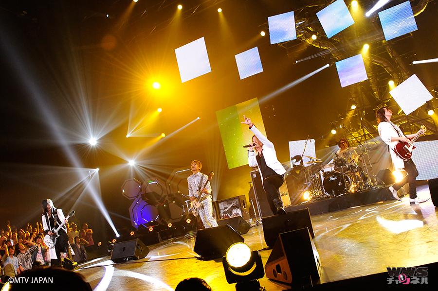 【写真特集】結成から20年!インスピレーション・アワード・ジャパンをGLAYが受賞!!「MTV VMAJ 2014」授賞式