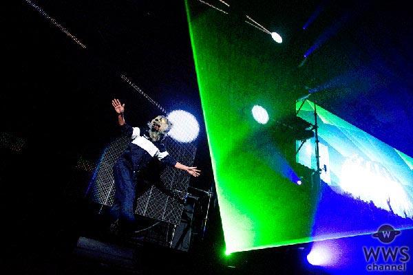 【ライブレポート】MAN WITH A MISSIONが新曲『Hey Now』を初披露!2万3000人が声の限り叫ぶ熱狂のステージ!