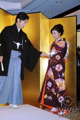 片岡愛之助と藤原紀香が帝国ホテルで豪華結婚披露宴!「プロポーズは結婚指輪の中に刻みました」