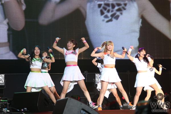 【ライブレポート】輝き続ける宝石、GEMが@JAM EXPOに登場!本格派アイドルが圧巻のパフォーマンスを魅せつける!