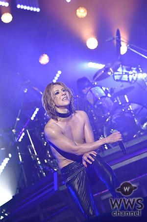 【10万人を動員】X JAPANがVISUAL JAPAN SUMMIT 2016トリで出演!圧巻のパフォーマンスでオーディエンスを圧倒!