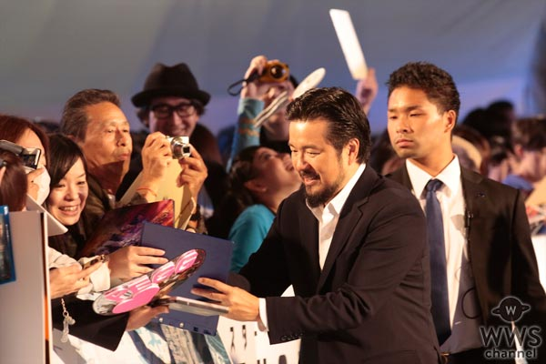 前田敦子が映画『スター・トレック BEYOND』のジャパンプレミアイベントに登場!「今度は是非私も作品に参加させていただきたいです!」