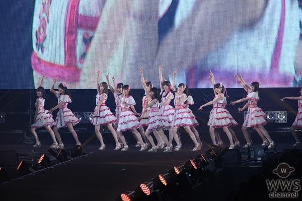 【写真特集】乃木坂46がTGC北九州のトリを務める!人気と実力の高さを証明する圧巻のステージ!