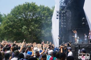 【ライブレポート】FACTが最後のROCK IN JAPAN FESTIVAL に登場!「この景色を一生焼き付けたい!」