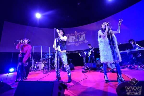 宮田 悟志、塩ノ谷 早耶香、Leolaが出演 「LDH SHOWCASE LIVE MUSIC BOX vol.1」が開催!