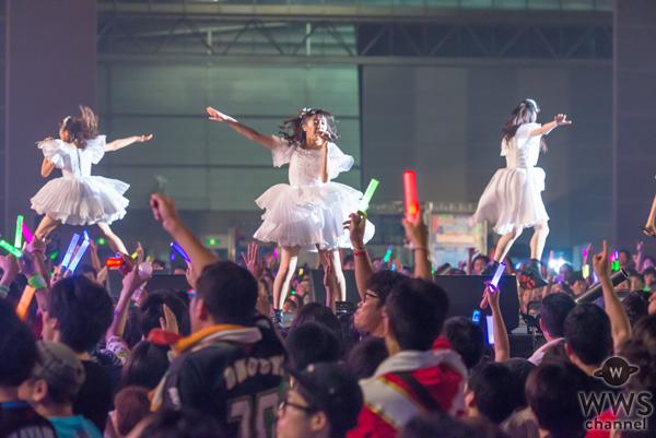 【ライブレポート】人気急上昇中の私立恵比寿中学が@JAM EXPOに出演!サブカル感全開な学芸会が今始まる!