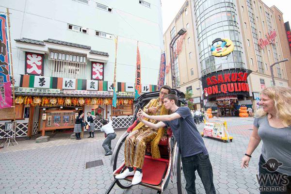 ピコ太郎世界デビュー!ジャスティン・ビーバーも絶賛?!「紅白でも、サマソニでも、マディソンスクエアガーデンでもライブをしたいです。」