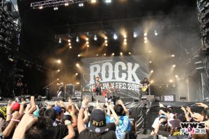 【ライブレポート】KNOCK OUT MONKEYがROCK IN JAPAN FESTIVAL 2015に登場!