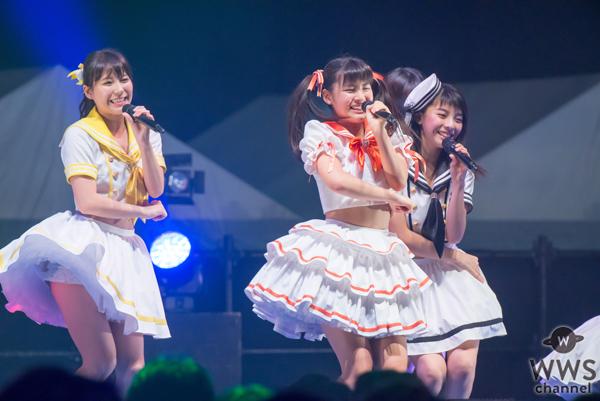 【ライブレポート】新生SUPER☆GiRLSが@JAM EXPOに登場!新メンバーも先輩達に負けじと堂々としたパフォーマンス!