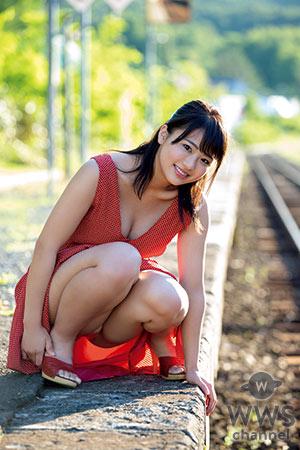 元AKB48 平嶋夏海「まゆゆと似たような感じでしたが、履いてませんよ(笑)」 待望の 1st 写真集 『ナツコイ』でSEXYなヌードを解禁!