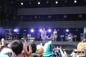【ライブレポート】6年連続出場!底なしパワーMAXのリトルガールmiwaが登場!ROCK IN JAPAN FESTIVAL 2015