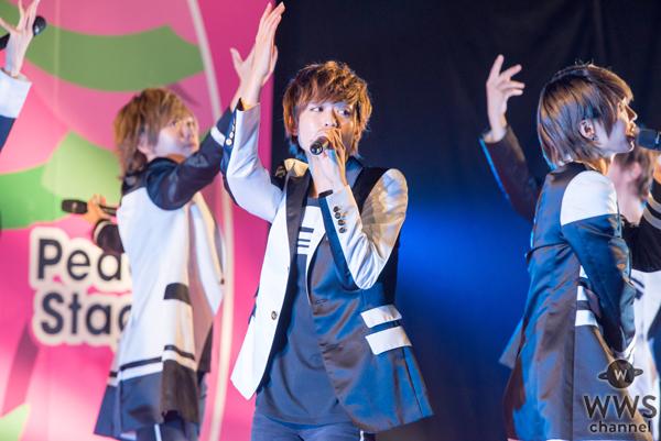 【ライブレポート】男装6人組グループ・風男塾が@JAM EXPOに初出演!完璧にキマった2.5次元世界で観客を魅了!