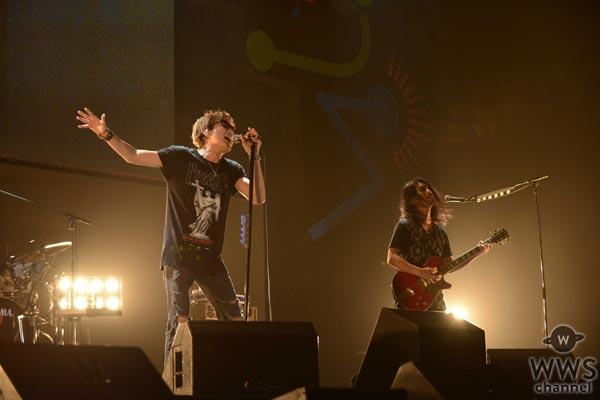 スガシカオ 藤原さくら 星野源らがビクターロック祭り大阪に出演!圧巻のライブパフォーマンスに11000人が熱狂!