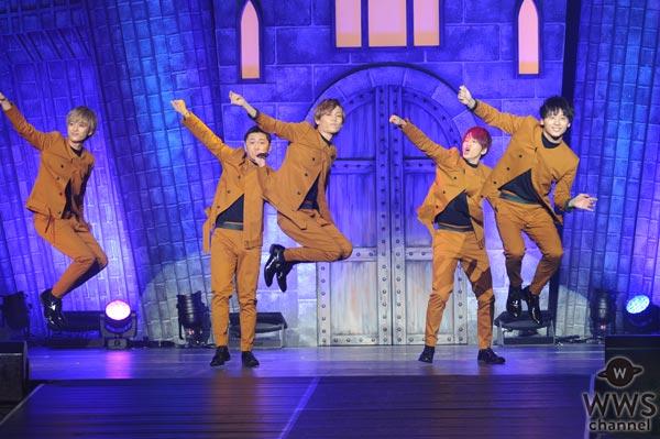 Da-iCEが大熱狂ハロウィンステージ!ジャック・オー・ランドで新曲『恋ごころ』などを披露!