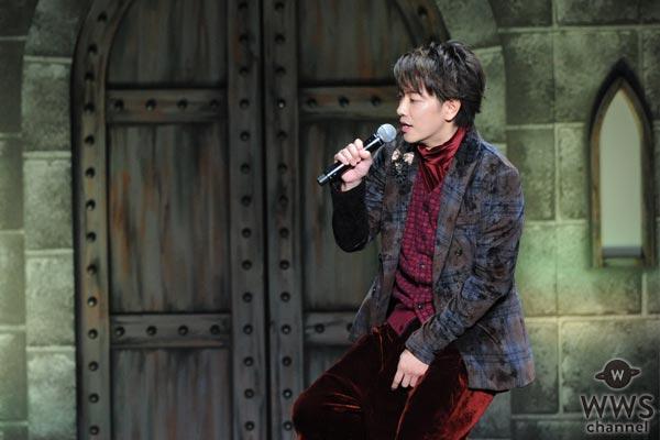 佐藤健と高橋優の一夜限りのユニット・YUTAKEがハロウィン衣装で登場!『メロディ』を熱唱し会場を魅了!