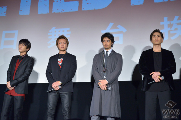斎藤工が兄弟役を演じた2人に告白「登坂さんは抱きしめたい、TAKAHIROさんには抱きしめられたい」