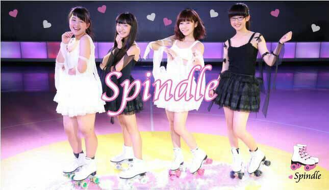 ローラスケートの本格派パフォーマンスグループ・Spindle(スピンドル)が登場!