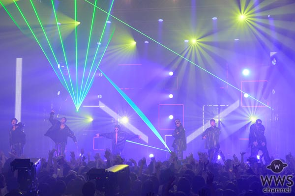 EXILE THE SECOND、GENERATIONS、NissyらがVMAJ 2016で夢のようなパーティーを展開!