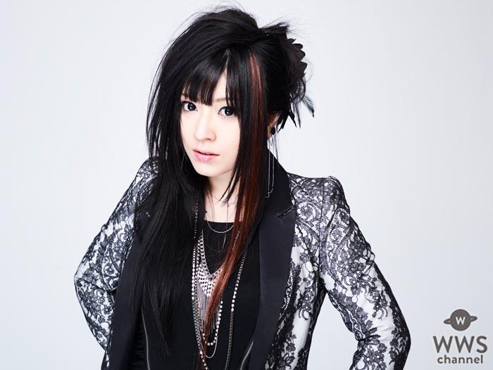 人気ロックバンド・和楽器バンドのヴォーカル鈴華ゆう子がLINE LIVE「タテライブ」への出演決定!