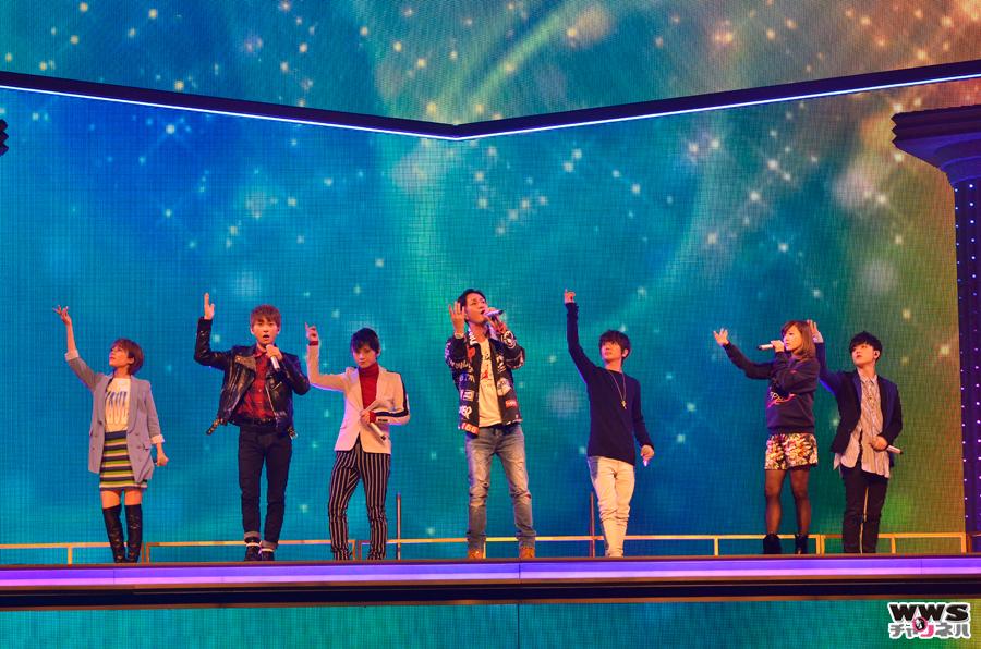 AAAが第66回NHK紅白歌合戦 リハーサルに登場!