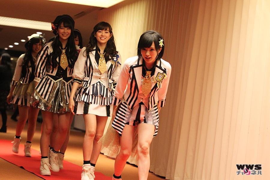 NMB48が第66回NHK紅白歌合戦 リハーサルに登場!