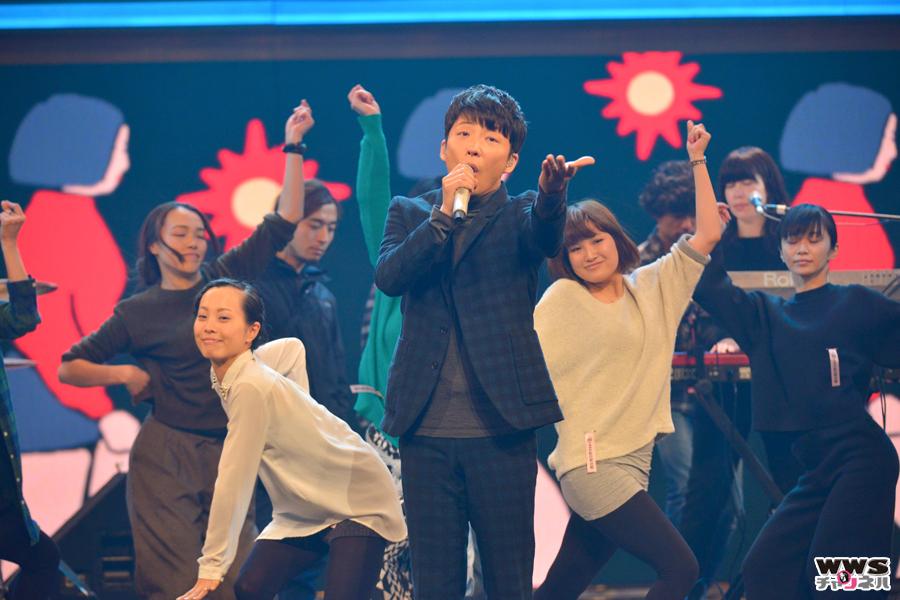 星野源が第66回NHK紅白歌合戦 リハーサルに登場!