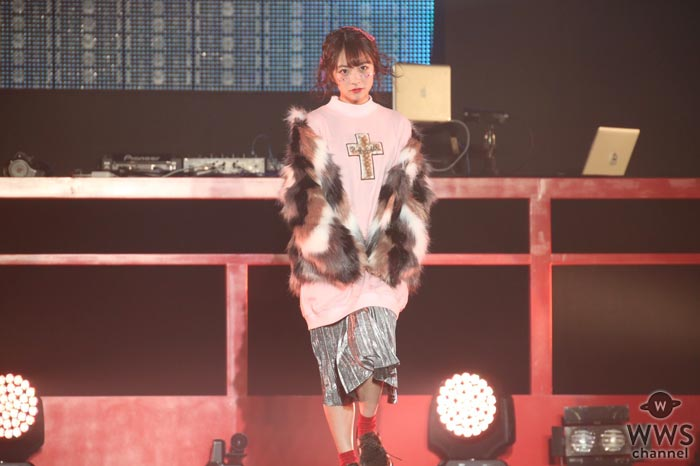乃木坂46 北野日奈子が『もしフェス2016』 Zipperステージに登場!質問コーナーで文学少女への転身案も!?