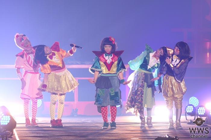 TEMPURA KIDZの『もしフェス2016』ステージにモデル達大集合!最高潮の盛り上がりに!