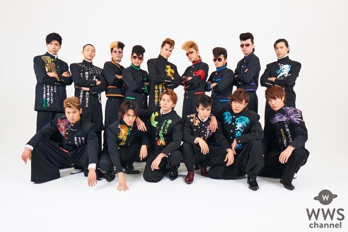 BOYS AND MENのニューアルバム収録曲で氣志團が楽曲提供をした『GO!! 世侍塾GO!!』が『CDTV』OP曲に決定!MVも解禁!