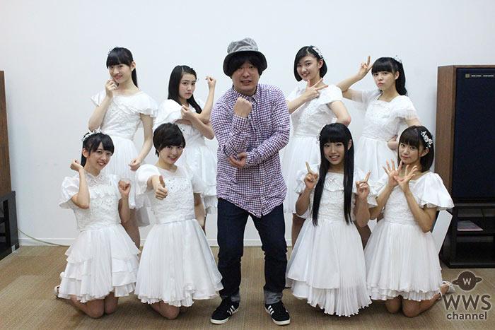 岡崎体育プロデュースのエビ中新曲「サドンデス」、レコーディング風景を特別公開!