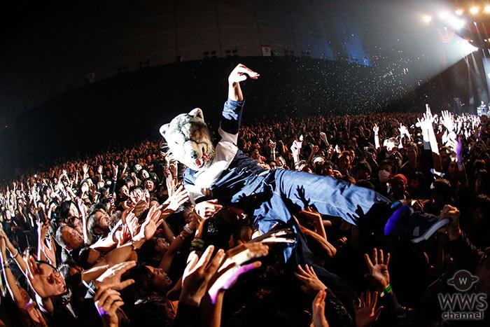 【写真特集】KNOTFEST JAPAN 2016にMAN WITH A MISSIONが登場!圧巻のライブパフォーマンスに幕張メッセが歓喜!