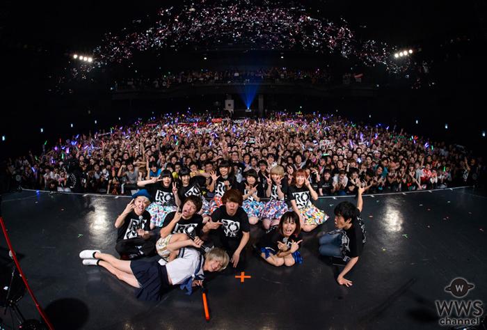 LiSA、KEYTALK、でんぱ組.inc らが熱唱!「musicるTV」主催の音楽イベントは大熱狂ステージに!
