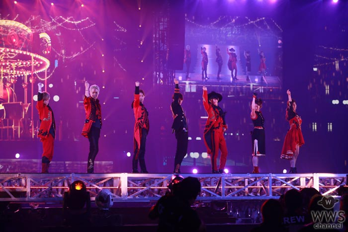 【ライブレポート】AAA 初のドーム公演は7人で生み出した歓喜のステージ!ニューシングル&アルバムのリリースも発表!